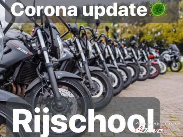 CORONA UPDATE WOENSDAG 1 APRIL 2020